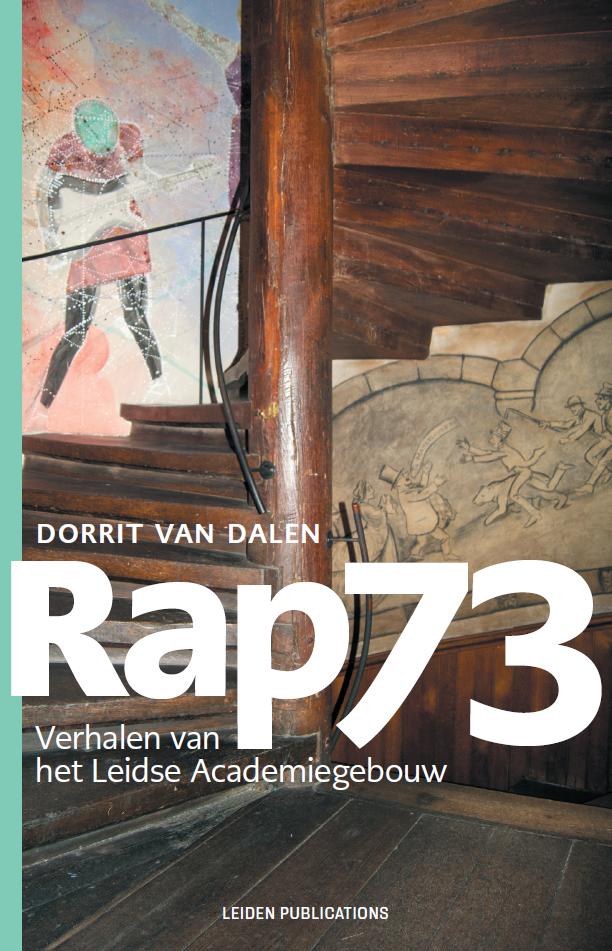 Rap73 omslag
